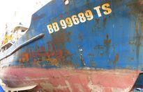 Vướng mắc trong sửa chữa tàu vỏ thép 67 bị hư hỏng