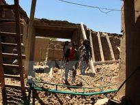 Quân đội Afghanistan giành lại khu vực ở Helmand từ Taliban