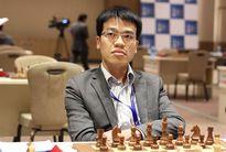Lê Quang Liêm giành hạng nhì Giải Siêu đại kiện tướng Trung Quốc 2017