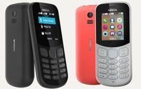 'Bình mới rượu cũ' Nokia 130 và 105 2017 ra mắt giá từ 350 ngàn đồng