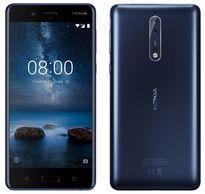 Rò rỉ hình ảnh báo chí Nokia 8 với camera kép, ống kính Carl Zeiss