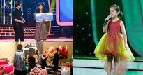 """TV Show: Thí sinh Next Top Model hắt nước vào mặt nhau, cô bé khiếm thị """"quẩy"""" tung sân khấu"""