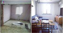Nhà chỉ 45m2 đẹp như mơ, đôi vợ chồng trẻ vẫn sống thoải mái chẳng cần nhà trăm m2
