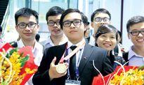Một gia đình, 2 tấm huy chương Olympic Hóa học