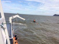 Hành trình TKCN tàu than 5.200 tấn bị lật chìm trên biển Nghệ An