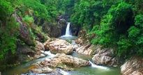 Khám phá thác Chênh Vênh - Quảng Trị