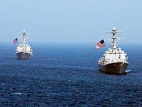 Vấn đề hạt nhận Triều Tiên và IS đang kéo Mỹ trở lại Biển Đông