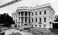 Ảnh hiếm Nhà Trắng nổi tiếng của Mỹ những năm 1950