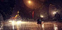 Đêm nay, Bắc Bộ tiếp tục mưa trên diện rộng, lượng mưa trên 70mm