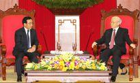 Thành tựu của Việt Nam là niềm cổ vũ, động viên to lớn đối với Lào