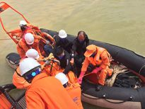 Tìm thấy thêm 1 thi thể thuyền viên mắc kẹt trong tàu VTB 26