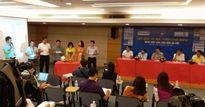 Bốc thăm giải bóng đá Press Cup 2017 khu vực Hà Nội
