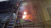 Vụ cháy khiến 2 mẹ con tử vong: Nạn nhân không thoát được do nhà làm lồng sắt?