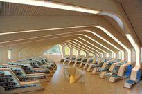 12 thư viện hiện đại bậc nhất thế giới