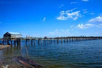 Mê đắm trước vẻ đẹp của cây cầu gỗ dài nhất Việt Nam