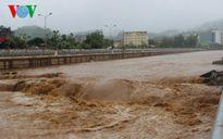 Cảnh báo mưa lũ tại Đồng Bằng Sông Cửu Long