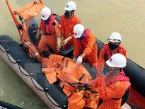 Vụ chìm tàu chở than trên biển Nghệ An: Phát hiện thêm 1 thi thể