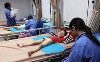 Công an điều tra vụ hàng loạt trẻ bị sùi mào gà ở Hưng Yên