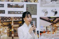 Hoa hậu biển Thùy Trang xuất sắc tốt nghiệp thủ khoa ngành thiết kế