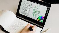 Lenovo Yoga Book phiên bản Windows 10 có thêm màu mới