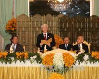 Việt Nam - Campuchia: Quan hệ gắn bó khăng khít không thể tách rời