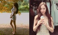 Sao Hàn 20/7: Park Shin Hye gửi xe đồ ăn cho Krystal, Hyo Min dáng đẹp mỹ miều