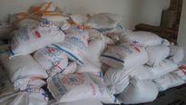 Phát hiện 1,4 tấn đường nhập lậu