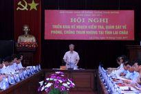 Kiểm tra, giám sát việc xử lý án tham nhũng, kinh tế nghiêm trọng tại Lai Châu