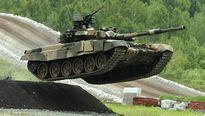 Iraq chi hơn 1 tỷ USD sắm tăng chủ lực T-90 của Nga