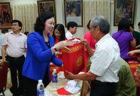 Hà Nội luôn quan tâm, thực hiện tốt chính sách với người có công