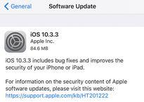 iOS 10 bản cuối cùng ra mắt trước khi chính thức lên iOS 11