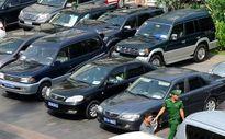 Bộ Tài chính đề xuất hai phương án khoán xe công