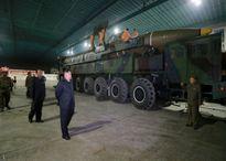 Mỹ - Hàn theo dõi Triều Tiên, tìm dấu hiệu thử tên lửa