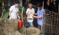 Ngăn chặn dịch bệnh trong mùa mưa, lũ