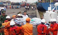 Phát hiện thêm một thi thể thuyền viên trên tàu chìm ở Nghệ An