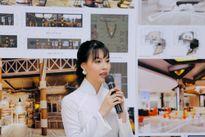 Hoa hậu biển Thuỳ Trang tốt nghiệp thủ khoa ngành thiết kế nội thất