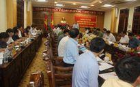 Triển khai kế hoạch kiểm tra giám sát, phòng chống tham nhũng ở Hà Nam