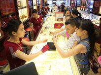 Giá vàng trong nước đồng loạt tăng trong phiên mở cửa cuối tuần