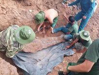 Tìm thấy 42 hài cốt liệt sĩ trong KCN ở Bình Dương
