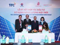 Thành Thành Công đầu tư nhiều dự án năng lượng sạch tại Bến Tre