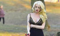Mỹ nhân Hollywood thích mặc nội y đi chơi