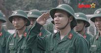 Khắc Việt bị 'mắng té tát' ngay ngày đầu nhập ngũ