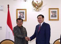Việt Nam - Indonesia: Tích cực tìm kiếm cơ hội hợp tác kinh tế