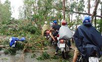 Nghệ An: 10 người chết và mất tích do bão số 2