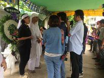 Nhạc sĩ Tô Thanh Tùng đã về nằm cạnh mộ ca sĩ Thu Vân