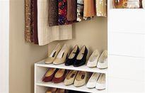 Tủ giày trong nhà mà phạm những điều này thì vứt hay điều chỉnh ngay và luôn