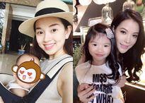 5 bà mẹ đơn thân xinh đơn thân xinh đẹp, kiếm tiền giỏi của showbiz Việt