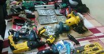 Lâm Đồng: Bắt 3 đối tượng trộm xe máy gửi vào bãi xe bệnh viện