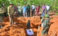 Bình Thuận phát hiện khu mộ liệt sĩ ở khu Lê Hồng Phong