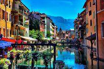 10 thành phố kênh đào đẹp nhất thế giới